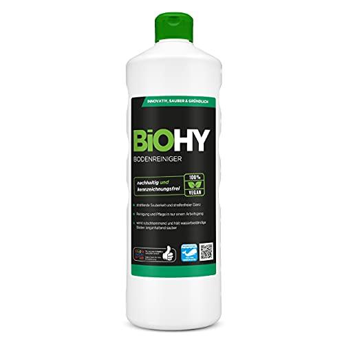 BiOHY Bodenreiniger (1l Flasche)   Konzentrat für alle...
