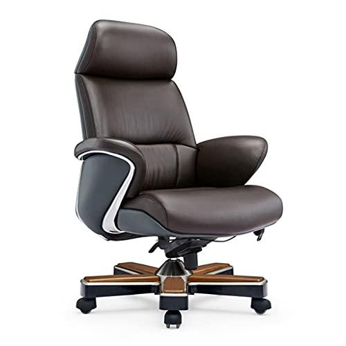 Bürostühle Chefstuhl hochwertiger Leder Luxus Haushalt...
