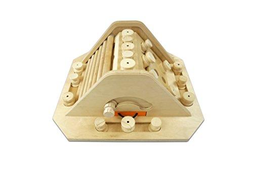 My Intelligent Dogs Interaktives Hundespielzeug aus Holz...  *