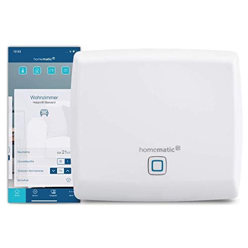 Homematic IP Access Point - Smart Home Gateway mit kostenloser...