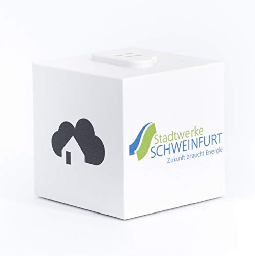 homee BrainCube OEM Branding Stadtwerke Schweinfurt