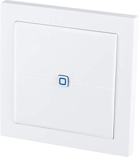 Homematic IP Smart Home Wandtaster – flach, besonders flach und...