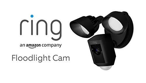 Ring Floodlight Cam von Amazon   HD Sicherheitskamera mit...