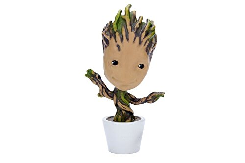 Marvel Guardians of the Galaxy Potted Groot - Metalfigs 10cm...