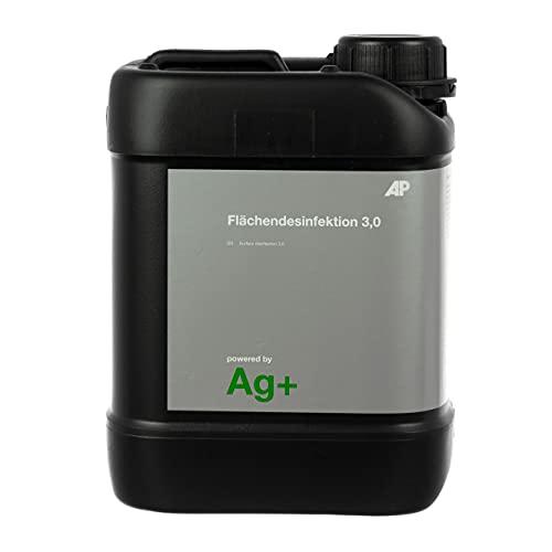 Ag+ Flächendesinfektion/Desinfektionsreiniger, ideal für Bad,...