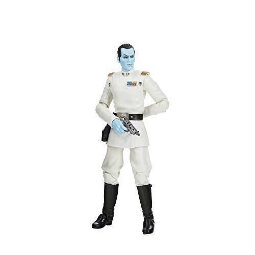 Star Wars The Black Series Archive Grand Admiral Thrawn...