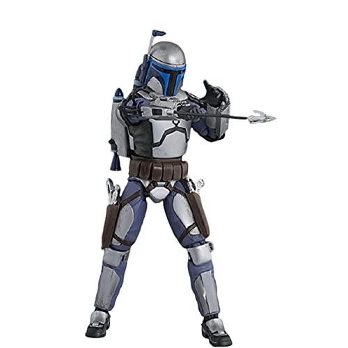 Star Wars 15cm Anime Figures Jango Fett Bewegliche Gelenke...