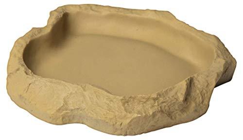 sera 32036 reptil Food/Water Dish medium (19 x 2,5 x 17cm)...