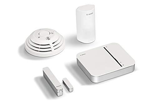Bosch Smart Home Sicherheit Starter-Set mit App-Funktion...