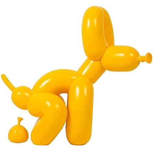 Vinbcorw Abstrakter Ballon Hund Skulptur Figur Basteln Zuhause...