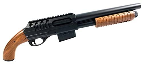 Softair Pistole Airsoft Sniper Shot Gun PG47B Black 55cm 0,49...