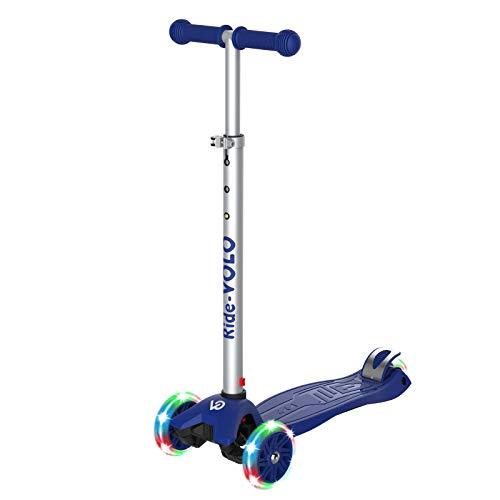 RideVOLO Kinder Roller mit 3 rädern,Verstellbare...