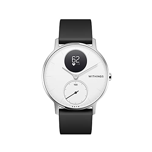 Withings Steel HR - Hybrid Smartwatch - Aktivitätstracker mit...