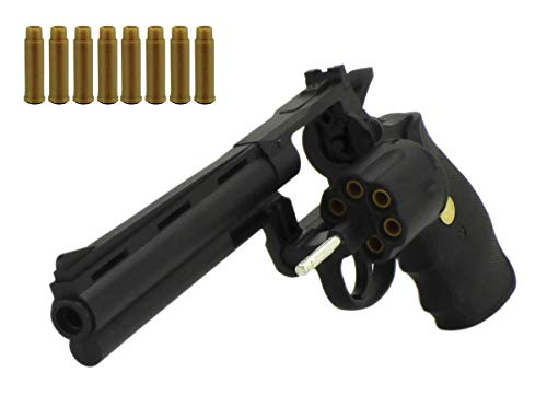 VIKING GEAR® Airsoft Revolver Kalber 6 mm BBS - Softair Pistole...