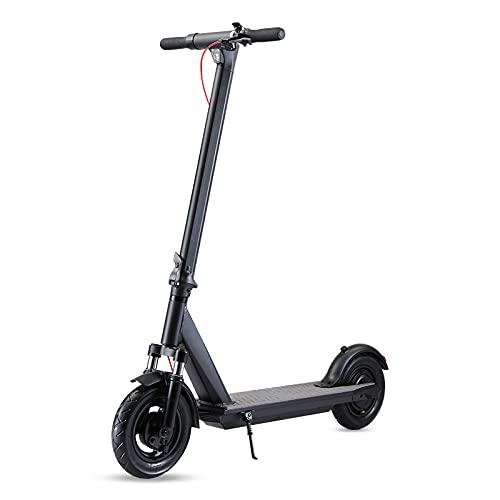 PHASFBJ Faltbarer Elektroroller e-Scooter mit 8,5' Lufträdern...