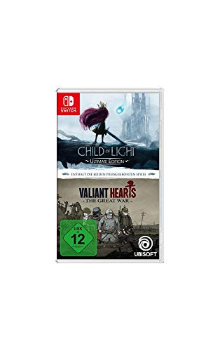 Child of Light Ultimate Edition + Valiant Hearts: The Great War -...