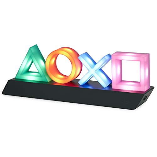 Playstation Z890845 PP4140PS Tasten Symbol Lampe mit Farbwechsel...