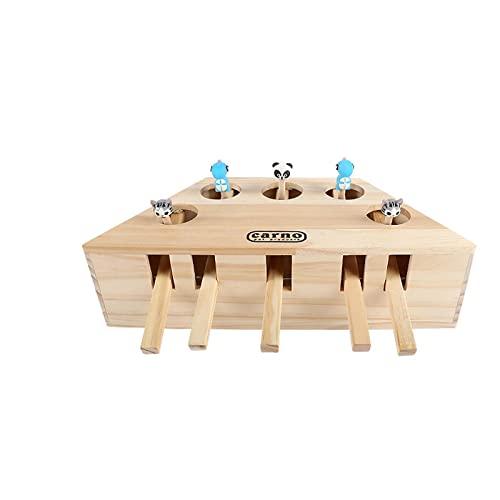 Dr&Phx Für Spielzeug Interaktives Labyrinth-Haustier-Hit-Hamster...