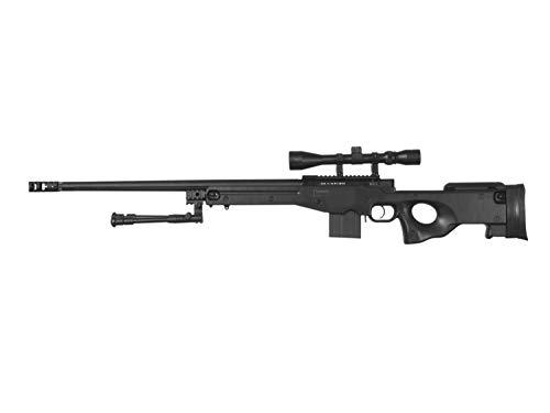 Well MB4402 Upgrade Airsoft Sniper Rifle, mit Metall Internals...