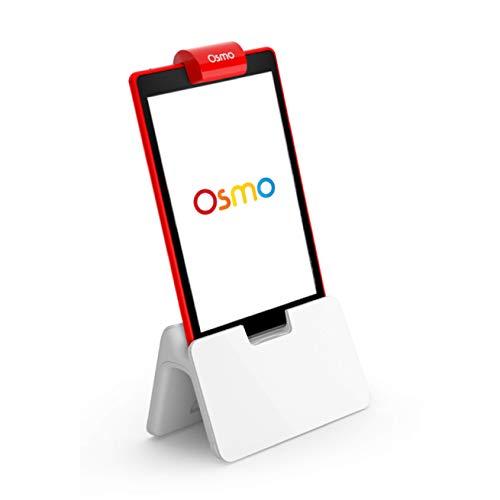 OSMO 904-00007 Tablet – inklusive 2 haptischen Lernspiele –...