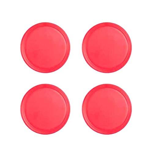 Toyvian 8Pcs Air Hockey Ersatz Mini Air Hockey Tisch Pucks für...