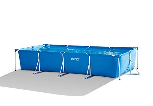 Intex 4.5M X 2.2M X 0.84M Rectangular Frame Pool Set