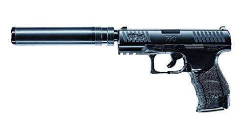 Walther Softair Federdruck Max. 0.5 Joule PPQ Navy Kit Airsoft...