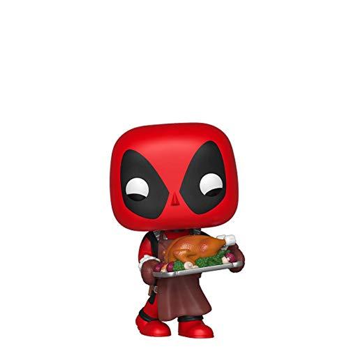Funko POP! Bobble Vinyl Marvel: Holiday - Deadpool