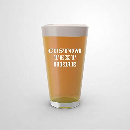 Trinkglas zum Vatertag, 473 ml, transparent, für Wasser, Saft,...