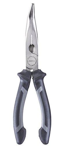 kwb Flachrund-Zange / Flach-Zange 200 mm 382610, nach DIN ISO...