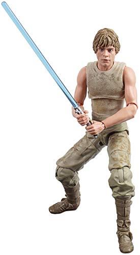 Star Wars The Black Series Luke Skywalker (Dagobah) Sammelfigur,...