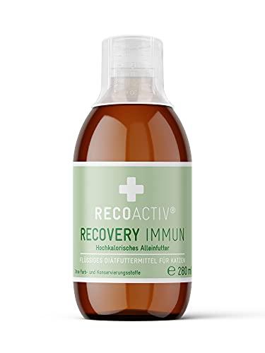 RECOACTIV Recovery Immun für Katzen, 1 x 280 ml, hochkalorisches...