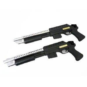 Nick and Ben Einsteiger Softair-Gewehr Pumpgun im 2er-Set Airsoft...