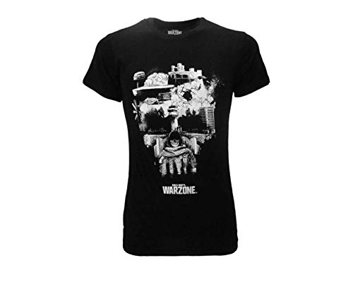Fashion UK T-Shirt Call of Duty Warzone Totenkopf WZ Original...