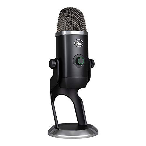 Blue Microphones Yeti X Kondensator-USB-Mikrofon mit...