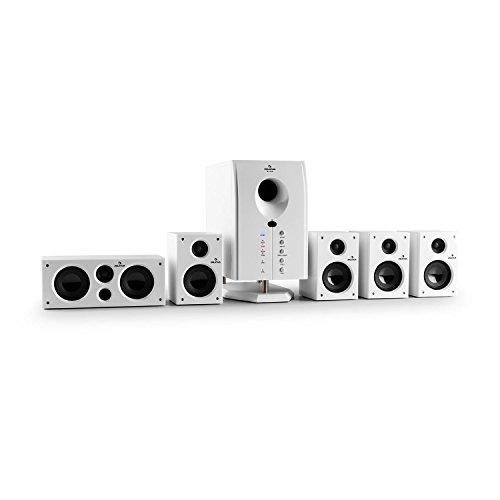auna Areal 525 BK 5.1 Surround Sound System Heimkinosystem (125...