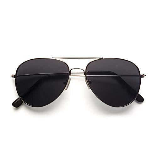 Widmann 6861C - Pilotenbrille, getönte Brillengläser,...