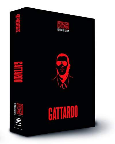 iDventure Detective Stories - 60 Min. Edition - Fall 1: GATTARDO...