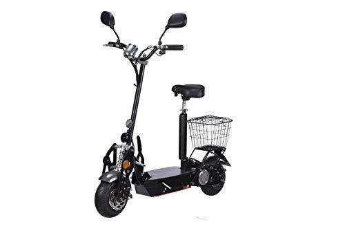 Elektro Scooter mit Straßenzulassung bis zu 35 km/h schnell -...