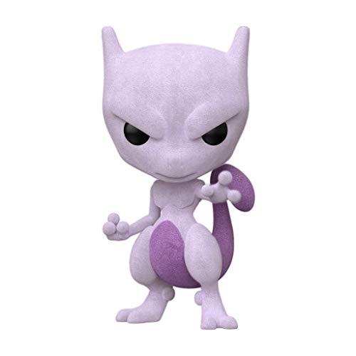Funko 47872 - Pop!-Spiele: Pokemon - Mewtwo (Flocked SDCC 2020...