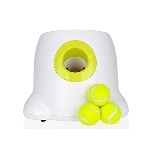 Kayla-lan Der automatische Ballwerfer für Hunde kann die...