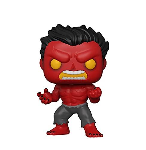 Funko POP! Marvel Red Hulk Vinyl Figur - Special Edition...