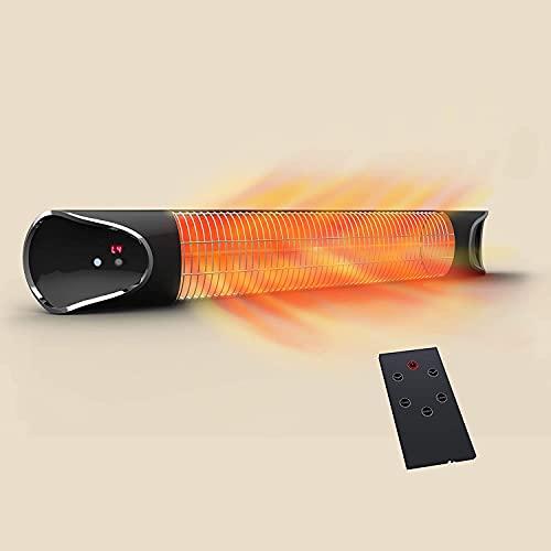 LIVINGTON Instant Heater – Infrarotheizung für schnelle Wärme...