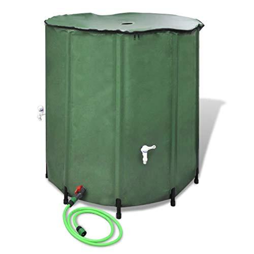 TEWTX7 Regentonne Regenwassertank Wassertank Regenwasserfass...
