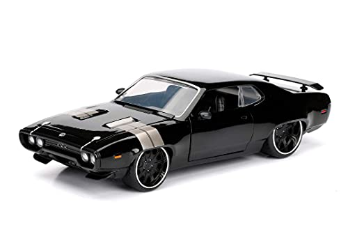 KDMB Rennmodell 1:24 Fast & Furious 8 Plymouth