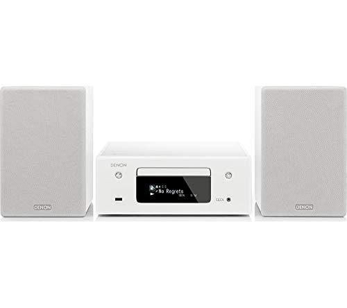 Denon CEOL-N10 Mini HiFi Anlage mit CD Player, Soundsystem für...