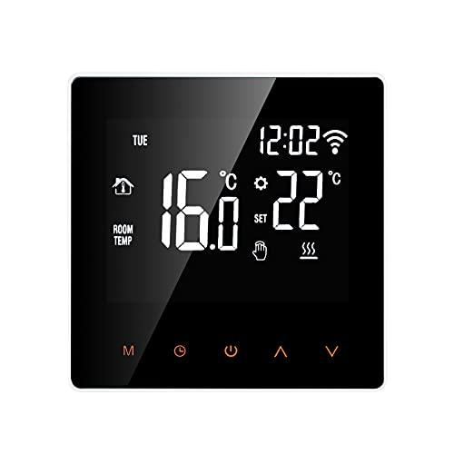 Wifi-Thermostat für elektrische Fußbodenheizung Tuya Wifi...