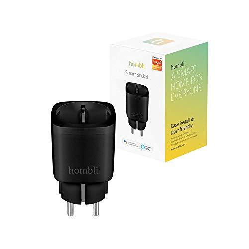 Hombli Smart-Steckdose (220-250 Volt, WLAN-Fernsteuerung,...