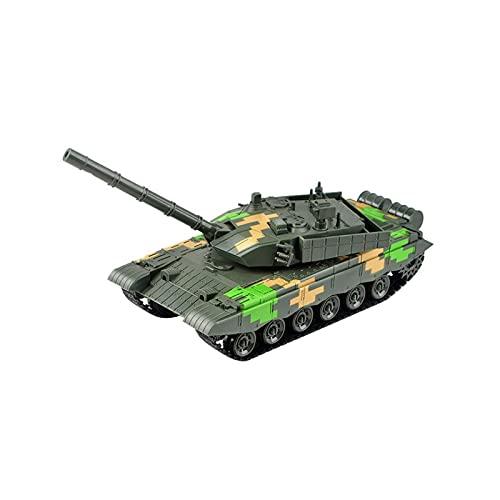 DEORBOB Hohe Simulation Ferngesteuerter Panzerkrabbler Walking...