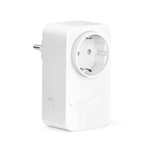 Amazon Smart Plug (WLAN-Steckdose), funktioniert mit Alexa,...